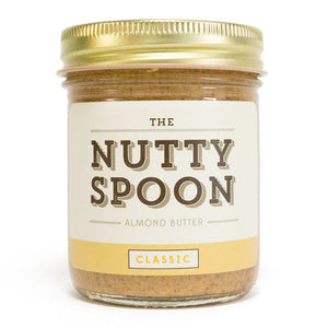 The Nutty Spoon Classic Almond Butter