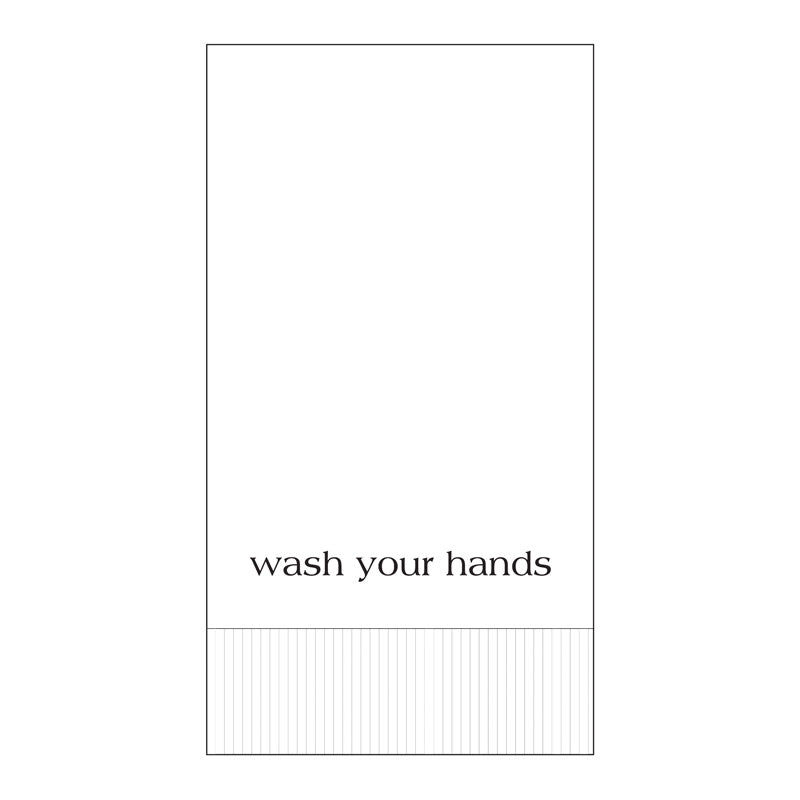 Modern General™ 'Wash Your Hands' Towels 20 ct.