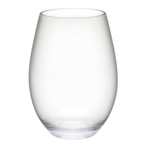 Unbreakable Stemless Wine Glass, 20oz.