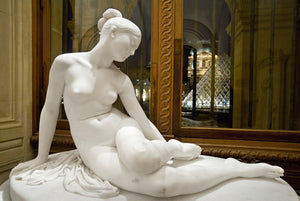 The Louvre Nude Sculptures