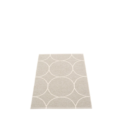 Mecox Plastic Floor Mats Linen/Vanilla (Multiple Sizes)