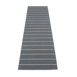Sag Harbor Plastic Floor Mats Granit/Vanilla (Multiple Sizes)