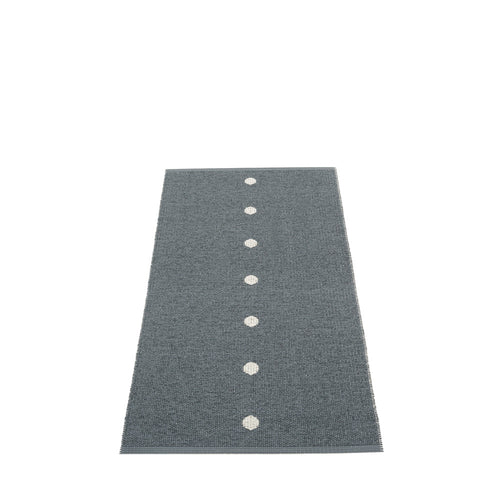 Ferry Road Plastic Floor Mats Granit/Vanilla (Multiple Sizes)
