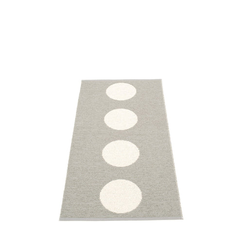 North Haven Plastic Floor Mats Warm Grey/Vanilla (Multiple Sizes)