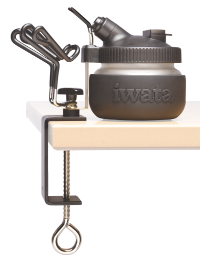 IWATA - BY INEST IWATA UNIVERSAL AIRBRUSH WORKSTATION - The Footwear Care