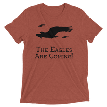 The Eagles Are Coming! Short sleeve Women's T-shirt