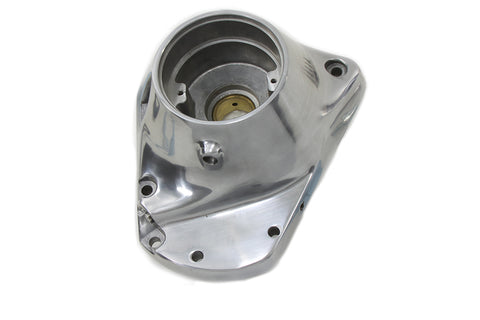 Polished Nose Cone Cam Cover - V-Twin Mfg.