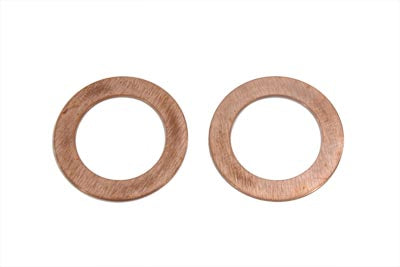 Flywheel Crank Pin Thrust Washers Standard Bronze - V-Twin Mfg.