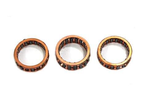 Connecting Rod Roller Bearing and Cage Set - V-Twin Mfg.