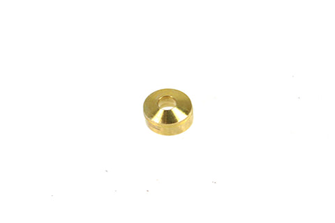 Brass Pinion Shaft Plug - V-Twin Mfg.