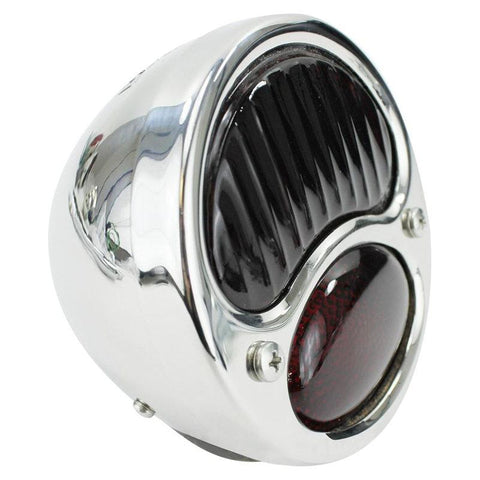 Ford Duolamp Model A Stainless Steel Tail Light