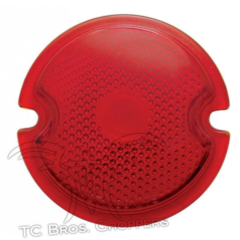 Replacement Red Lens for 33 Ford Replica Tail Lights