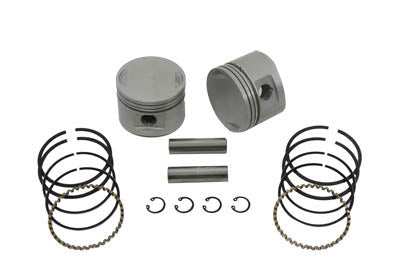 80  Evolution Piston Kit .040 Oversize - V-Twin Mfg.
