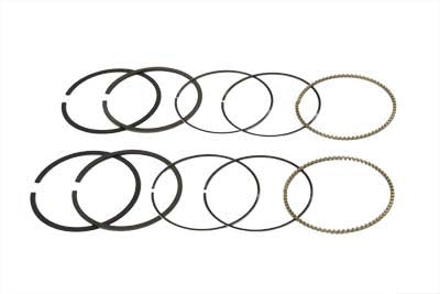 3-5/8  Piston Ring Set Standard - V-Twin Mfg.