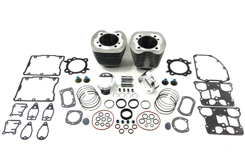 95  Big Bore Twin Cam Cylinder and Piston Kit - V-Twin Mfg.