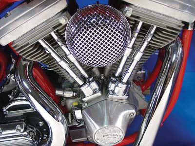 Pushrod Cover Kit - V-Twin Mfg.