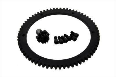 66 Tooth Clutch Drum Ring Gear Kit - V-Twin Mfg.