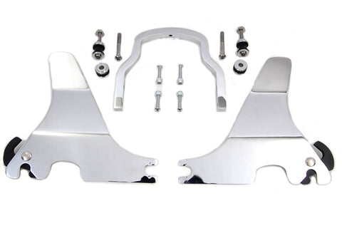Grab Rail Sissy Bar Kit - V-Twin Mfg.