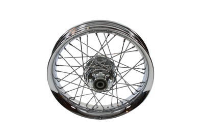 16  OE Front Spoke Wheel - V-Twin Mfg.