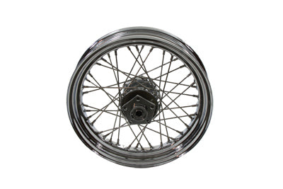 16  Replica Front or Rear Spoke Wheel - V-Twin Mfg.
