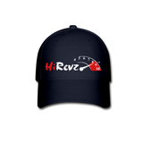 HiRevz Printed Logo Hat - navy