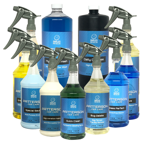 VARIETY KIT - Patterson Car Care