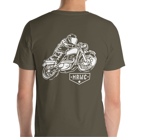 HiRevz Motor Club Bike HRMC Unisex T-Shirt