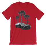 Coyote on the Beach T-Shirt Front