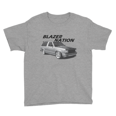 Blazer Nation Youth T-Shirt