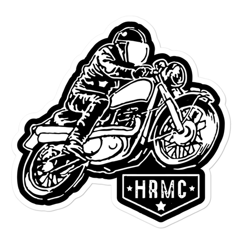 HiRevz Motor Club Bike Stickers