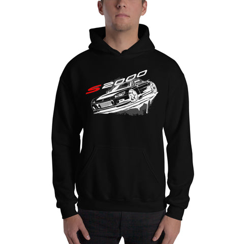 S2000 Hooded Sweatshirt
