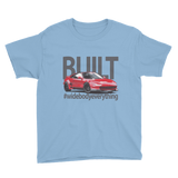 Youth Built MR2 T-Shirt