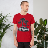 FR-S BRZ 86 Rocket Unisex T-Shirt Dark Colors