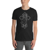 "Boardman ""In God's Hands"" Tattoo Unisex T-Shirt"
