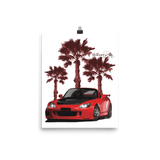 S2K on the Beach Poster