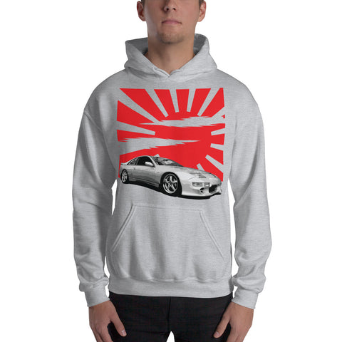 300ZX Hooded Unisex Sweatshirt