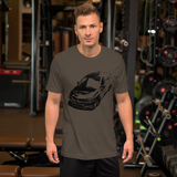 Evo 9 Black Unisex T-Shirt