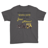 Jesus & Nitrous Youth T-Shirt