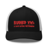 Ruined VW's Trucker Cap