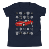 Christmas Viper Youth T-Shirt