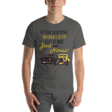Jesus and Nitrous Unisex T-Shirt