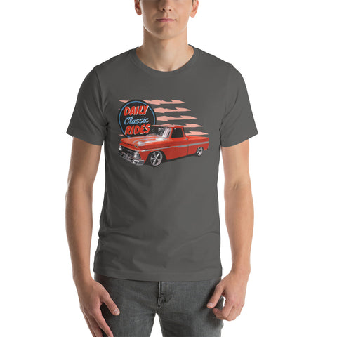 Daily Classic Rides Unisex T-Shirt Front