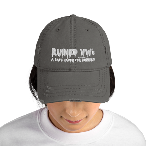 Ruined VW's Distressed Dad Hat