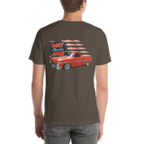 Daily Classic Rides Unisex T-Shirt Back