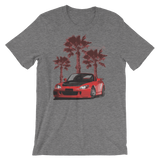 S2K on the Beach T-Shirt Front