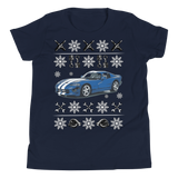Christmas Viper GTS Youth T-Shirt