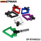 EPMAN - Japan Models Car Racing Screw Aluminum CNC Triangle Ring Tow
