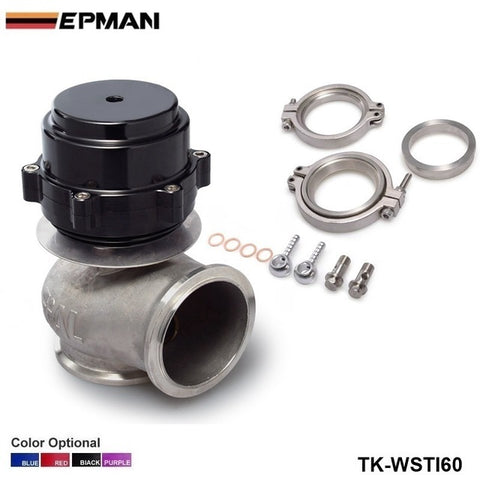 EPMAN - Racing Billet Aluminum 60MM Vband Turbo Wastegate