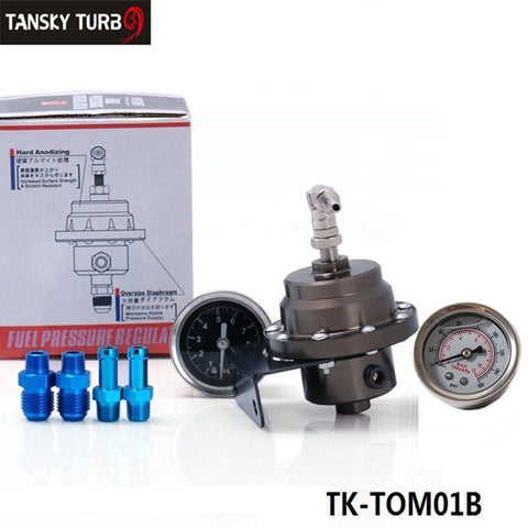 Tansky-Adjustable Fuel Pressure Regulator FPR