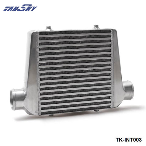 "TANSKY - 280x300x76 Turbo Front Mount Intcoolerwith 3"" Inlet Outlet"